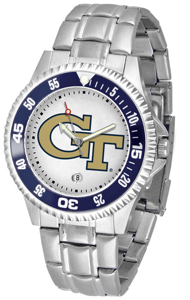 Georgia Tech Yellow Jackets - Competitor Steel - SuntimeDirect