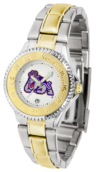 James Madison Dukes - Competitor Ladies Two - Tone - SuntimeDirect