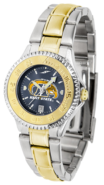Kent State Golden Flashes - Competitor Ladies Two - Tone AnoChrome