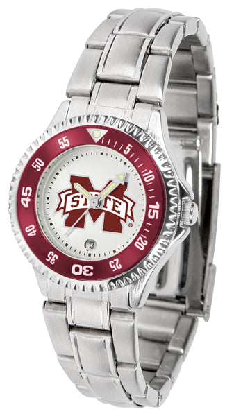 Mississippi State Bulldogs - Competitor Ladies Steel - SuntimeDirect