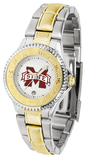 Mississippi State Bulldogs - Competitor Ladies Two - Tone - SuntimeDirect