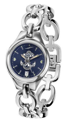 Naval Academy Midshipmen - Ladies' Eclipse Watch - SuntimeDirect