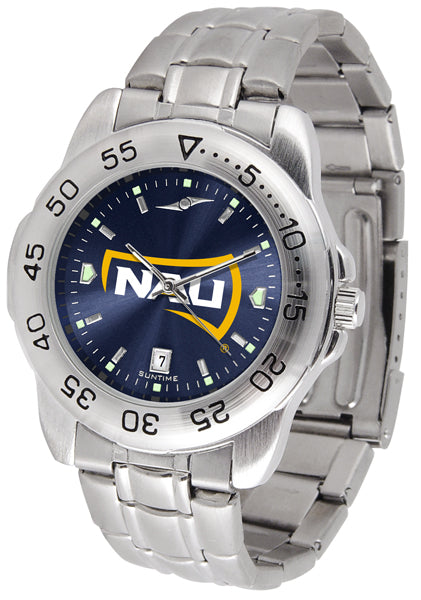 Northern Arizona Lumberjacks - Sport Steel AnoChrome