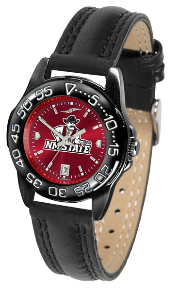 New Mexico State Aggies - Ladies Fantom Bandit AnoChrome - SuntimeDirect