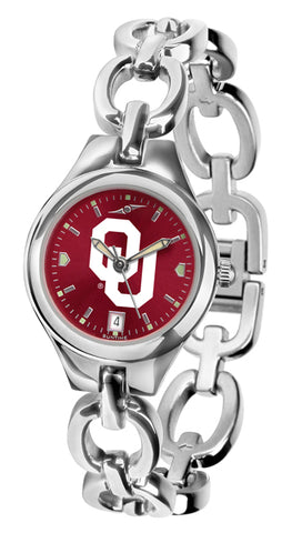 Oklahoma Sooners - Ladies' Eclipse Watch - SuntimeDirect