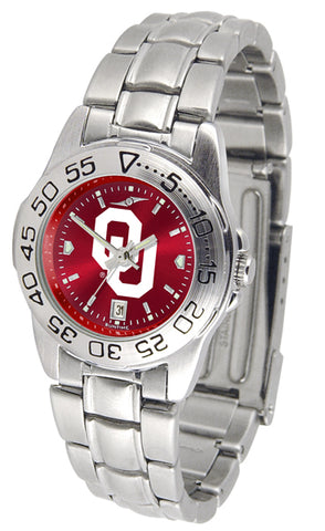 Oklahoma Sooners - Ladies' Sport Watch - SuntimeDirect