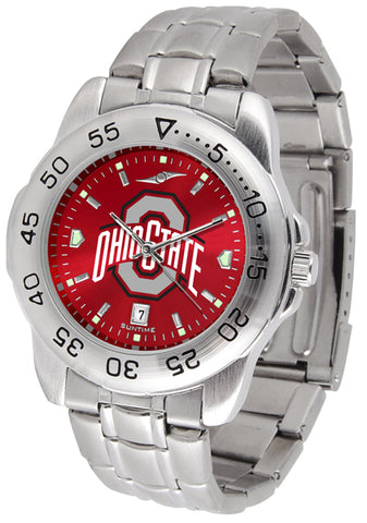 Ohio State Buckeyes - Men's Sport Watch