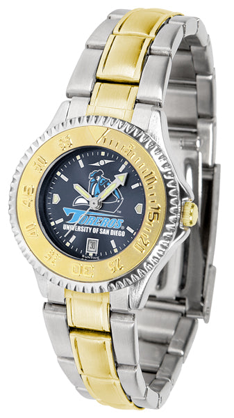 San Diego Toreros - Competitor Ladies Two - Tone AnoChrome - SuntimeDirect