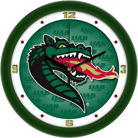 Alabama UAB Blazers - Dimension Wall Clock - SuntimeDirect