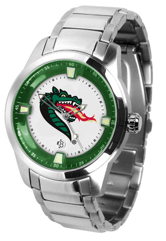 Alabama UAB Blazers - Men's Titan Steel Watch