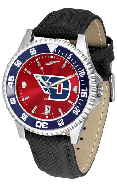 Dayton Flyers - Competitor AnoChrome  -  Color Bezel - SuntimeDirect
