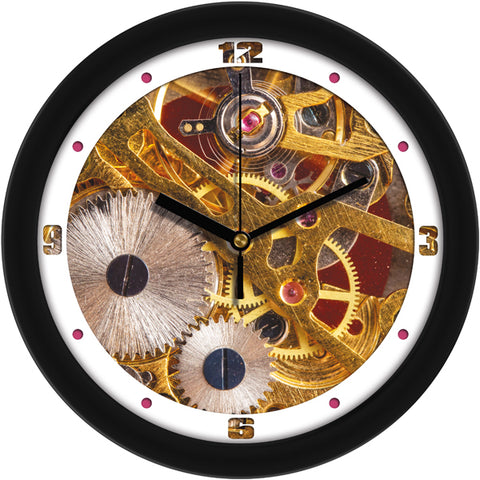 Skeleton Clockwork Gears Decorative Wall Clock