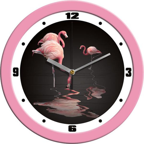 Flamingos Decorative Wall Clock - SuntimeDirect