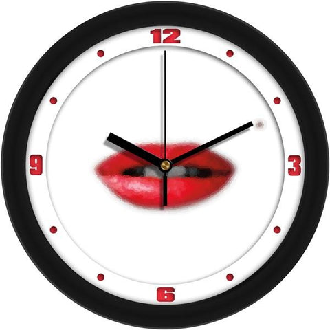 Lips Decorative Wall Clock - SuntimeDirect