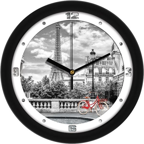 Paris Decorative Wall Clock - SuntimeDirect