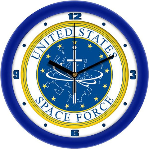Space Force Decorative Wall Clock - SuntimeDirect
