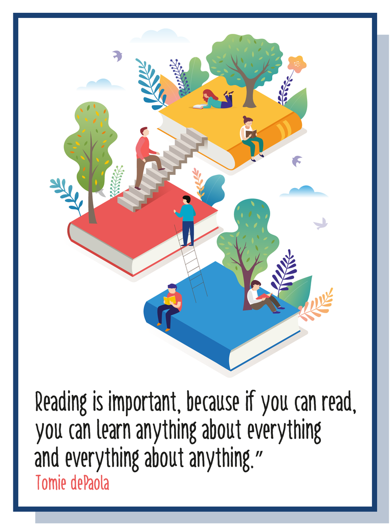 Read everyday!