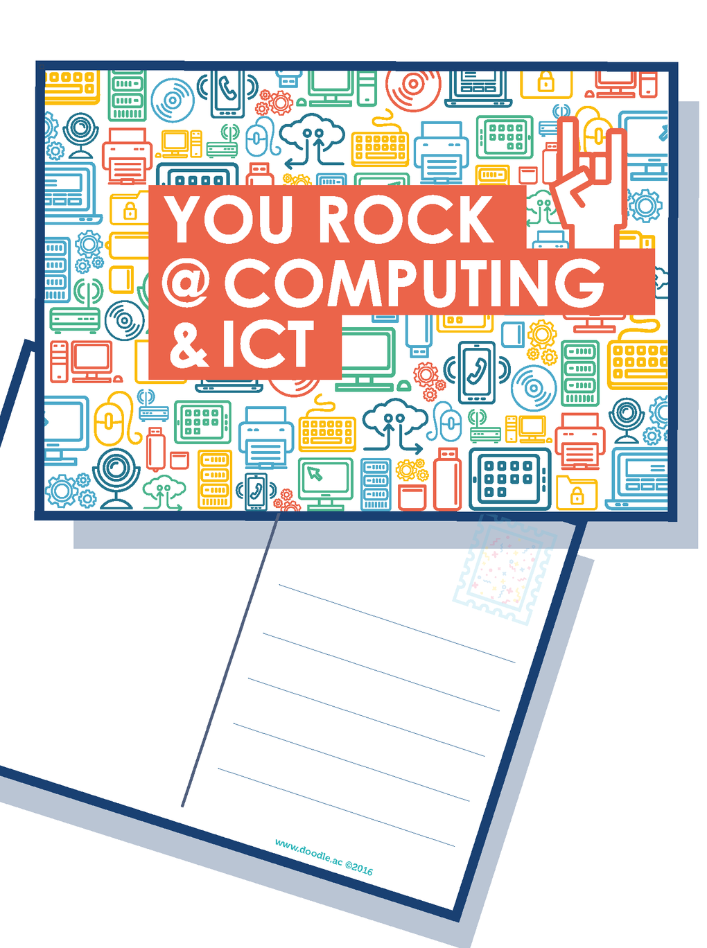 You rock at computing & ICT