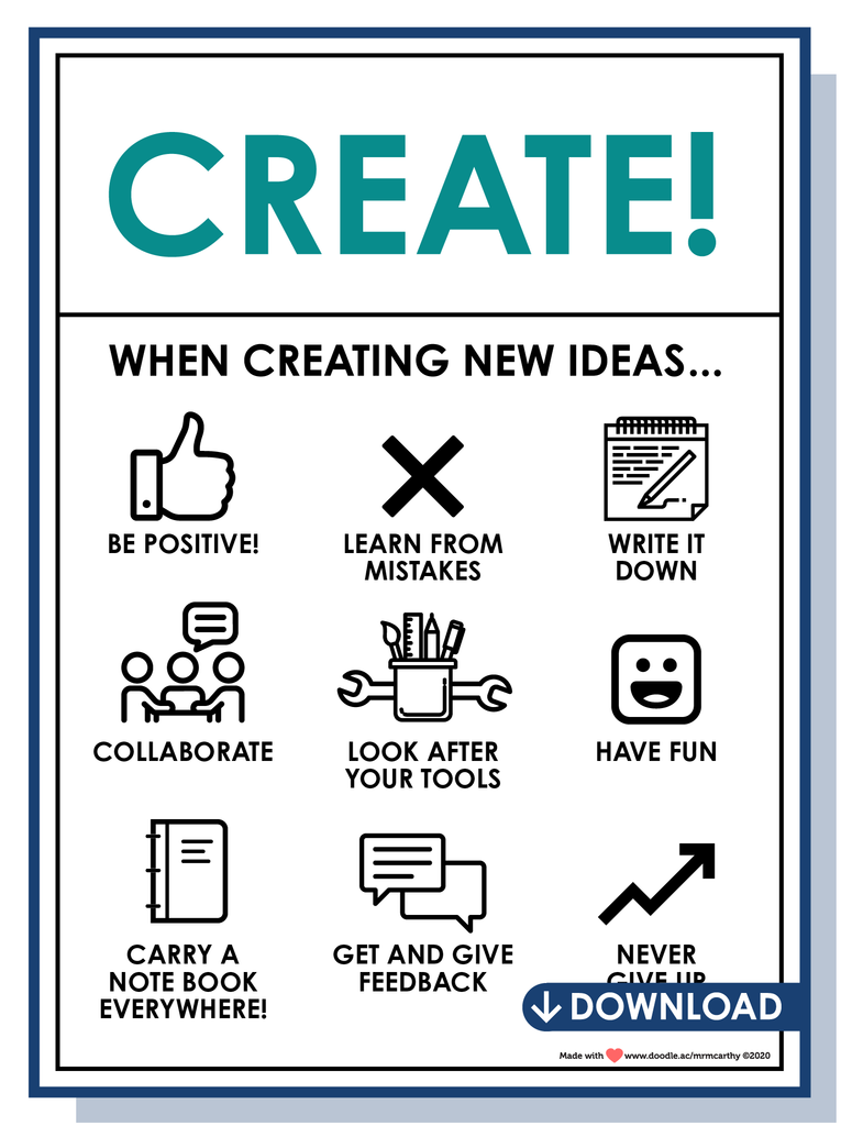 Create! download