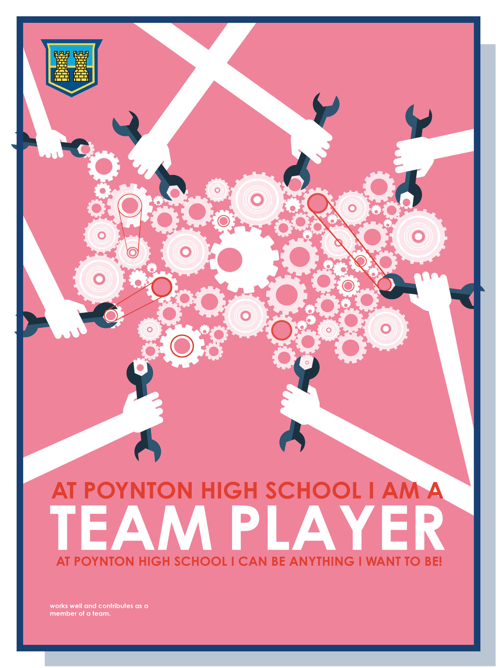 We are team players