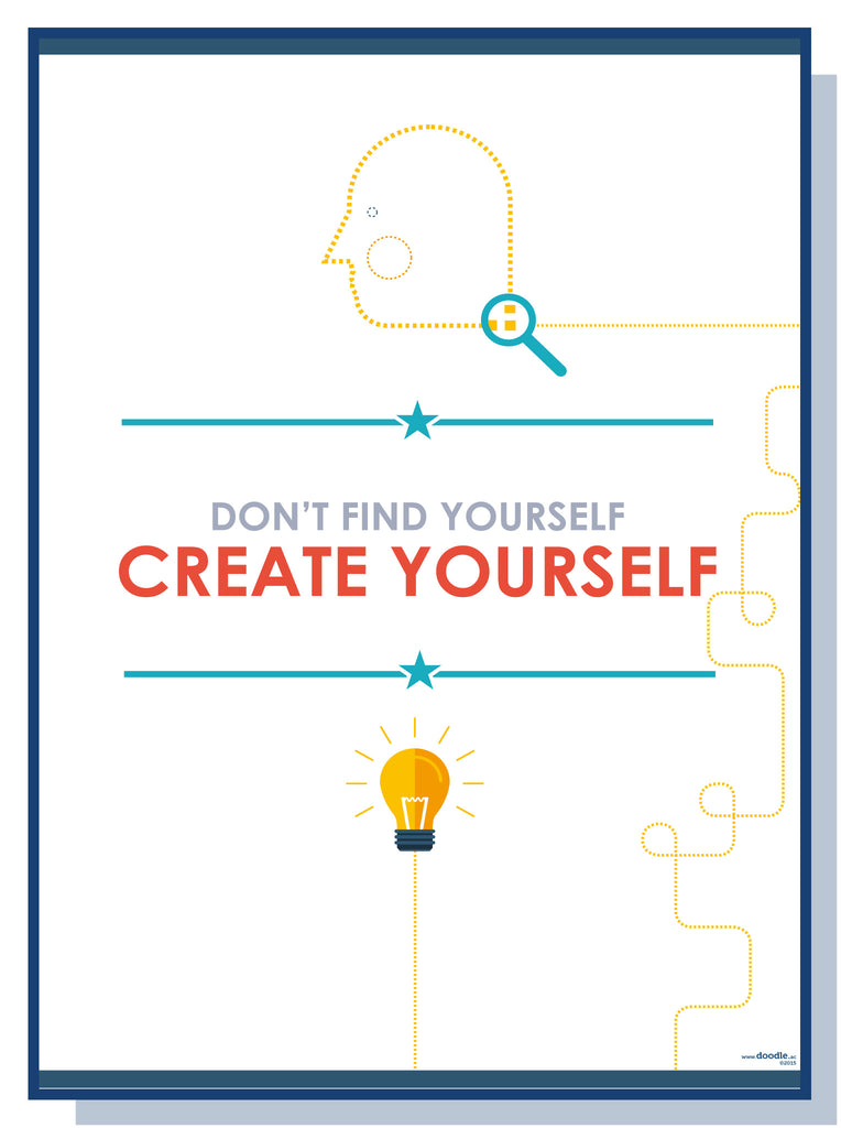 Create yourself!