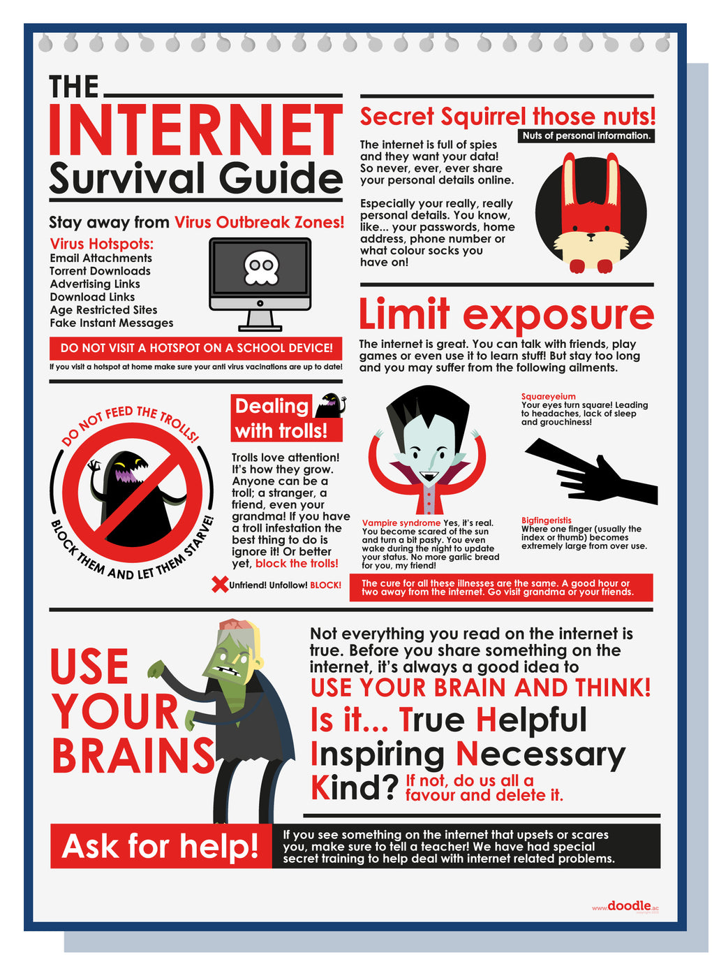 Internet Survival Guide
