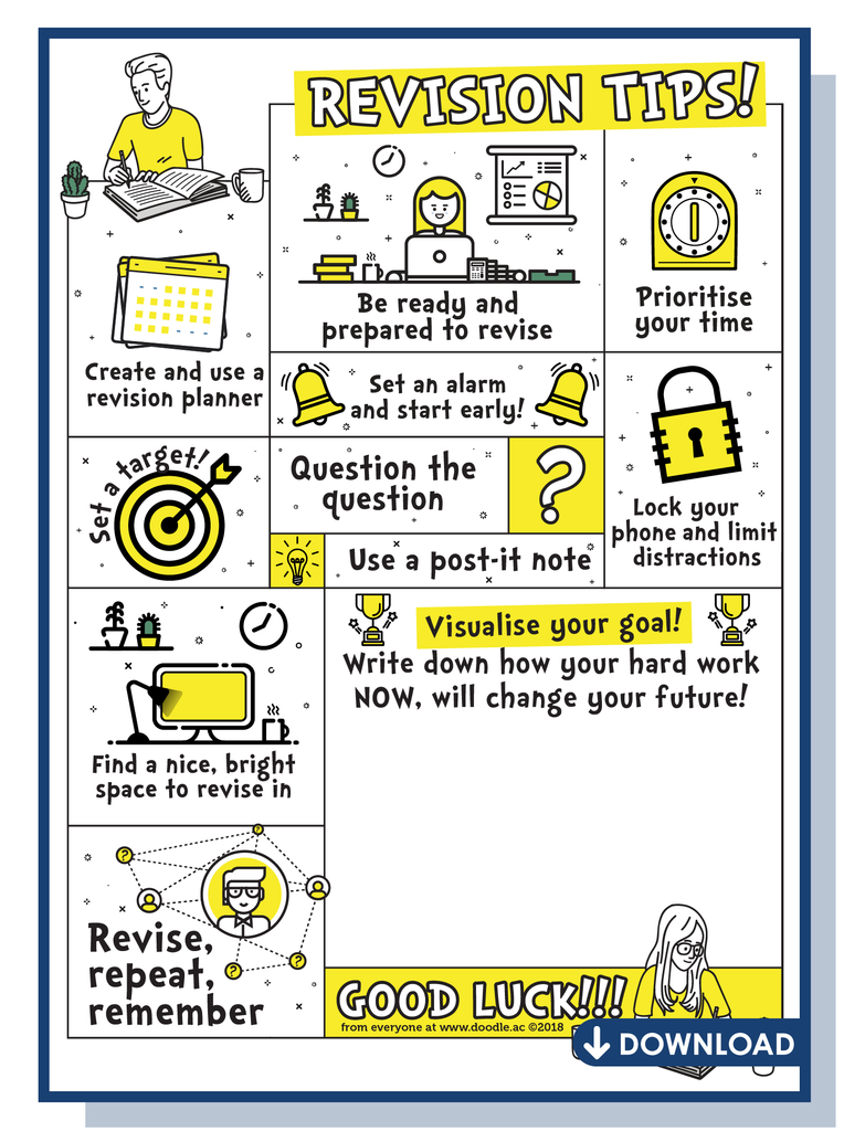 Revision tips free download