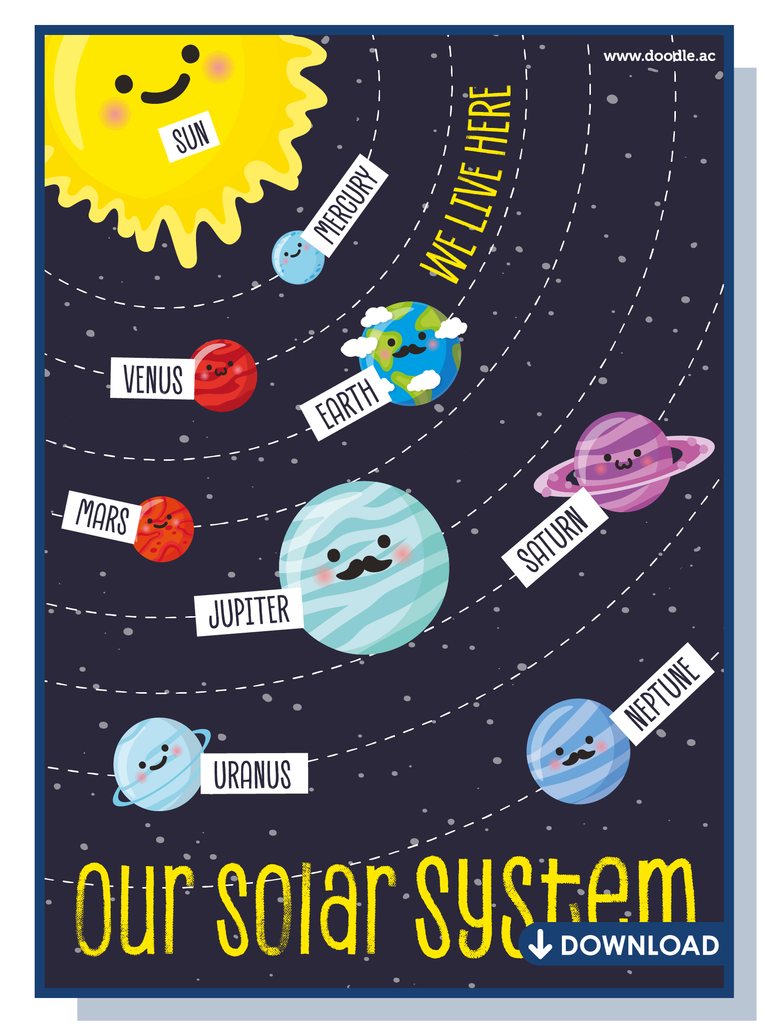 Our solar system download