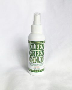 Kleen Green Gold pipe cleaner all natural biodegradable bliss shop chicago