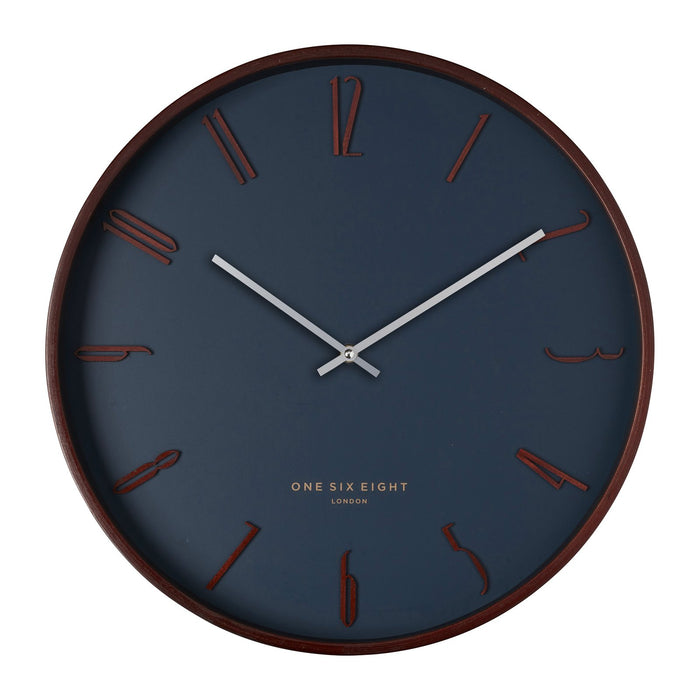 Samuel 53cm Silent Wall Clock New, Wall Clocks, Ozark Home