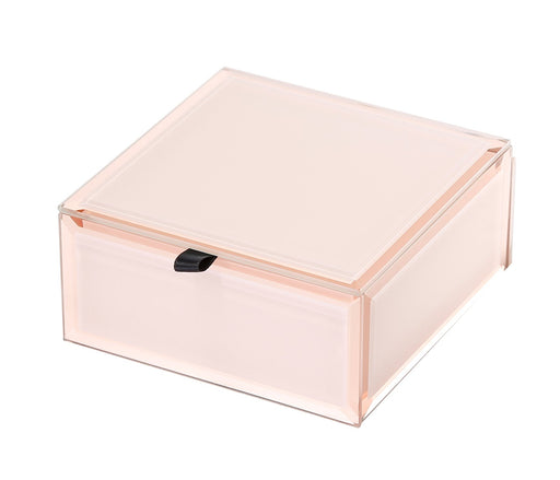 Francesca Blush Small Jewellery Box New, Jewellery Boxes, Ozark Home