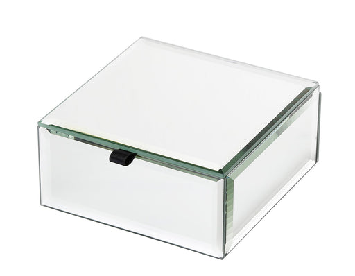 Francesca Mirror Small Jewellery Box New, Jewellery Boxes, Ozark Home