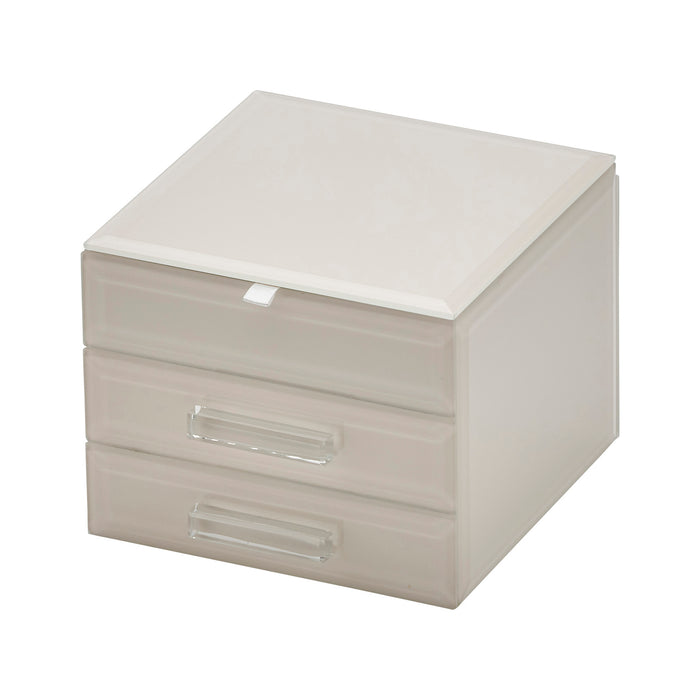 Gianna Nude Small Jewellery Box New - Ozark Home