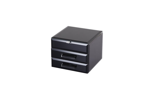 Gianna Black Small Jewellery Box New, Jewellery Boxes, Ozark Home