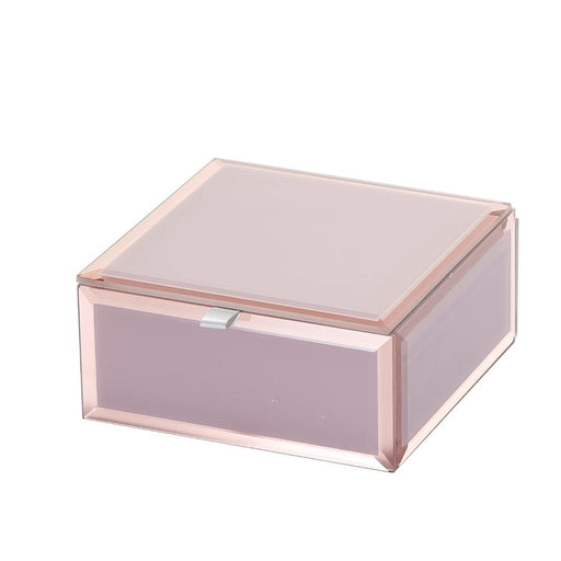 Sienna Dusty Rose Small Jewellery Box New, Jewellery Boxes, Ozark Home