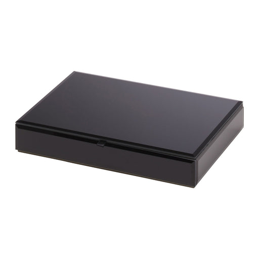 Bella Stackable Jewllery Box With Lid - Black New, Jewellery Boxes, Ozark Home