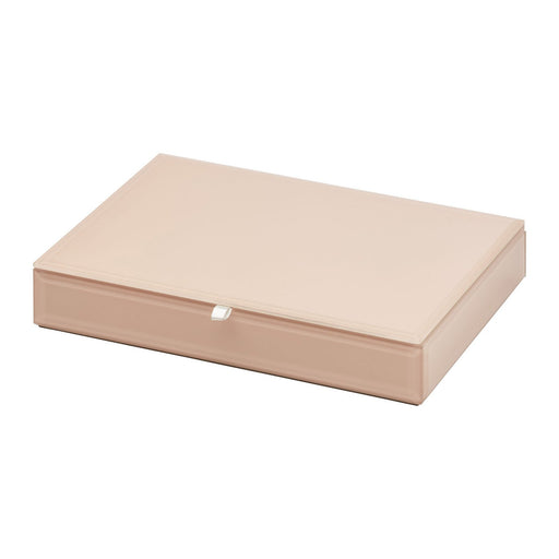 Bella Stackable Jewllery Box With Lid - Blush New, Jewellery Boxes, Ozark Home