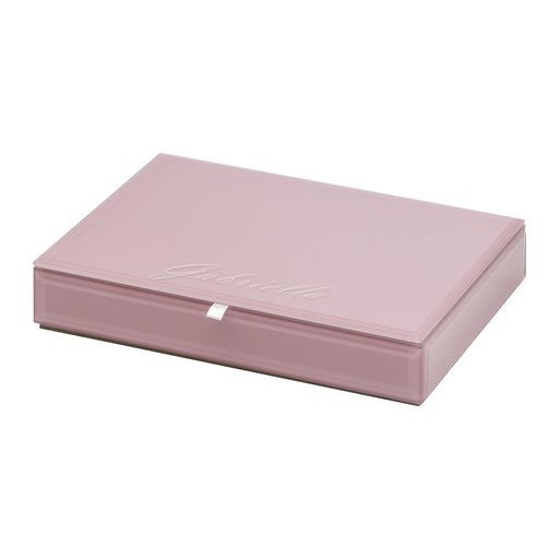 Bella Stackable Jewllery Box With Lid - Dusty Rose New, Jewellery Boxes, Ozark Home