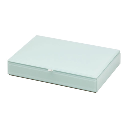 Bella Stackable Jewllery Box With Lid - Mint New, Jewellery Boxes, Ozark Home