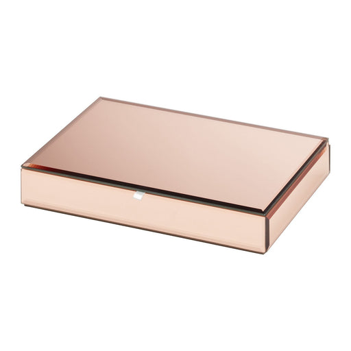 Bella Stackable Jewllery Box With Lid - Rose Gold New, Jewellery Boxes, Ozark Home