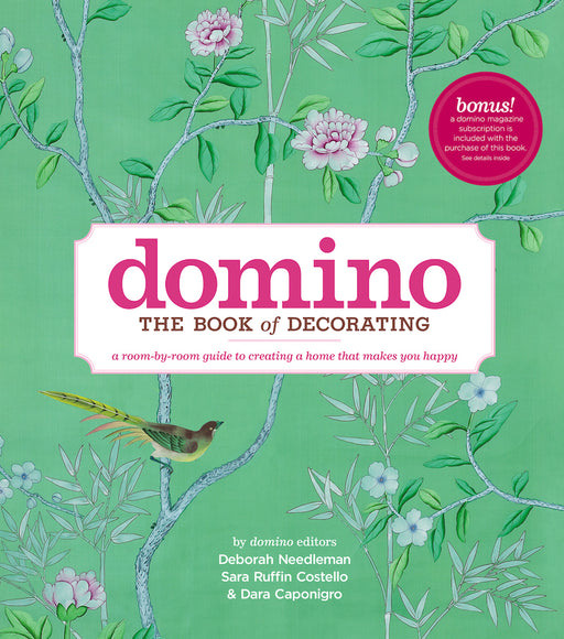 The Domino Decorating Books Box Set - The Book of Decorating and Your Guide to a Stylish Home - Ozark Home