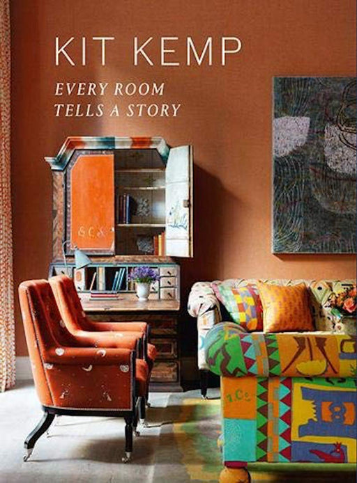 Every Room Tells a Story: By Kit Kemp - Ozark Home