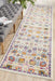 Bursa Multicoloured Floral Pattern Vintage Runner Rug, Rugs, Ozark Home