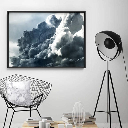 Sea of Clouds in the Sky II - Art Print - Ozark Home