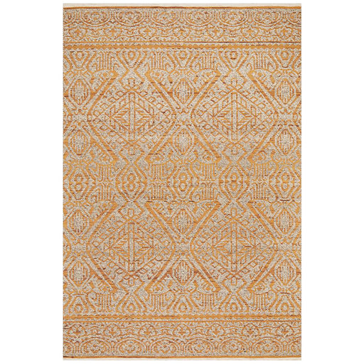 Raipur Rust & Natural Bohemian Handwoven Wool Rug, Rugs, Ozark Home