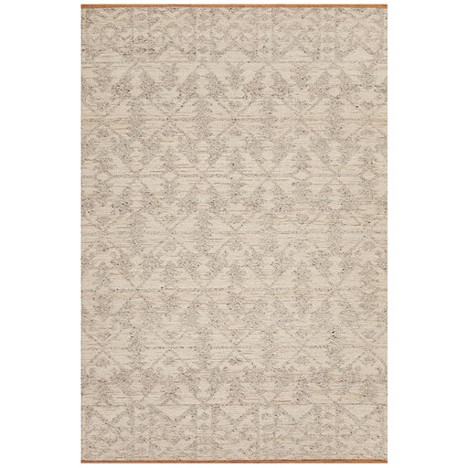 Raipur Rust & Natural Bohemian Tribal Pattern Handwoven Wool Rug, Rugs, Ozark Home