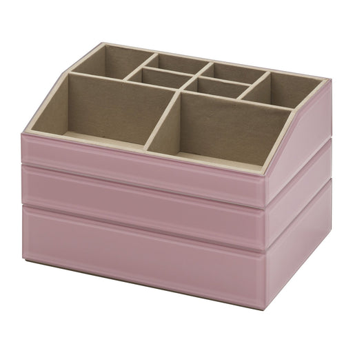Bella Stackable Jewellery Box & Makeup Set - Dusty Rose New, Jewellery Boxes, Ozark Home