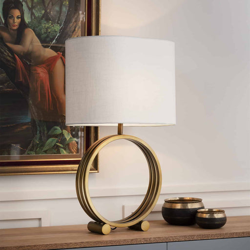 Riley Table Lamp, Lamps, Ozark Home