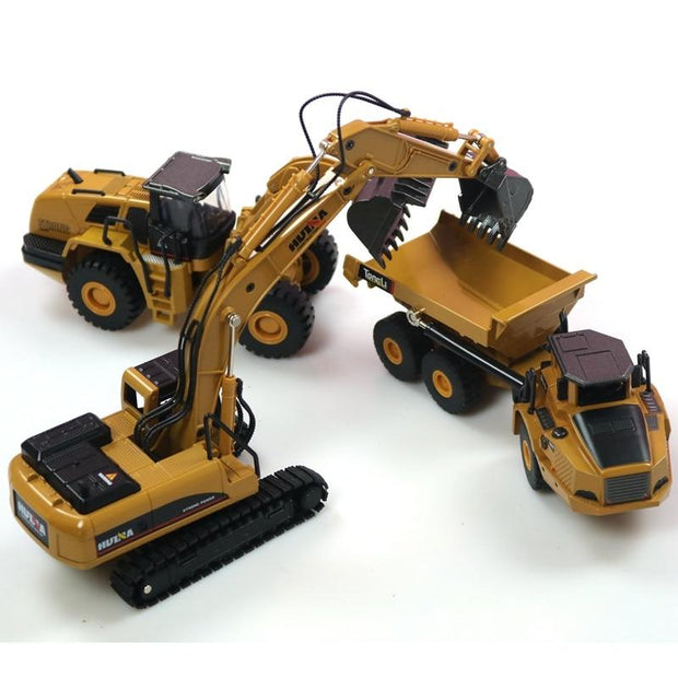 【Last Day Promotion】2020 RC Construction Vehicles