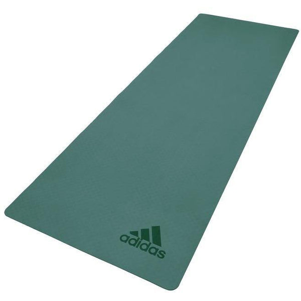 Adidas Premium Yoga Mat - 5mm - Raw Green, ADYG-10300RG - trainer4you
